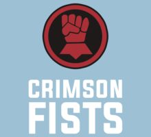Crimson Fists - Warhammer Kids Clothes