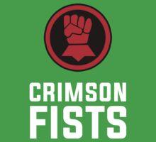 Crimson Fists - Warhammer Kids Clothes
