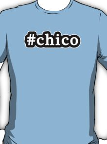Chico - Hashtag - Black & White T-Shirt