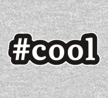 Cool - Hashtag - Black & White Kids Clothes