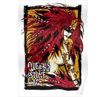 queen of the stone age Poster