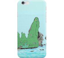 Ton Sai Beach in Thailand iPhone Case/Skin