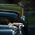 Hot Rod blurs  by Timothy  Iverson Auto Photography