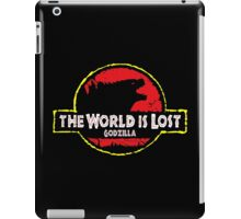 The World is Lost iPad Case/Skin