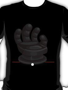 Glitch furniture armchair black hand armchair T-Shirt