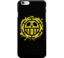 Heart Pirates iPhone Case/Skin