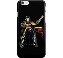 Darth Vega iPhone Case/Skin