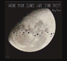 Wear Your Scars Like Stardust T-Shirt