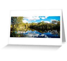 Wake Valley Lake Greeting Card