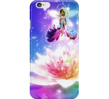 Fantasy floral fairy iPhone Case/Skin