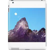 Amethyst mountain iPad Case/Skin