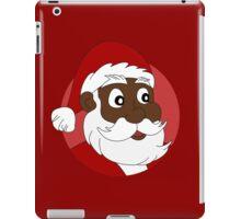 Santa Claus cartoon iPad Case/Skin