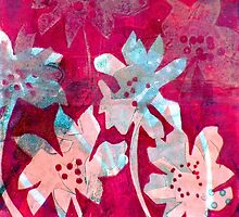 """Pretty In Pink by Belinda """"BillyLee"""" NYE (Printmaker)"""