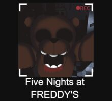Five Nights at Freddy's by AnimeEnemy