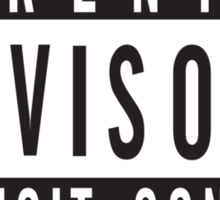 Parental Advisory Label [CLEAN] Sticker