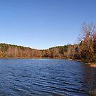 Celina Lake by Sandy Keeton
