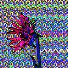 Sunflower Art by Brian Gaynor