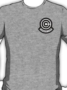The Capsule Corporation logo T-Shirt
