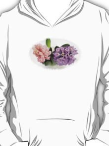 The Sweet Scent of Hyacinths  - JUSTART ©  T-Shirt