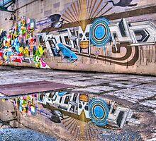 American Graffiti by vivsworld