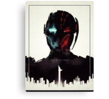 Ultron Evolution Canvas Print