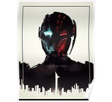 Ultron Evolution Poster