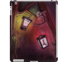 catch me if I fall iPad Case/Skin