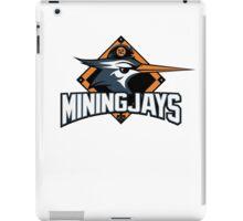 District 12 MiningJays iPad Case/Skin