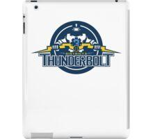 District 3 Thunderbolt iPad Case/Skin