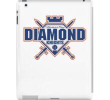 District 1 Diamond Knights iPad Case/Skin