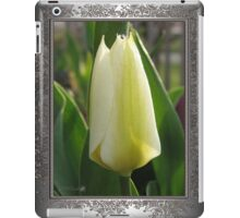 Tulip named Perles de Printemp iPad Case/Skin