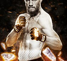 UFC - Conor ''Notorious'' McGregor by Addemdial