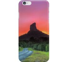 The Road to Mt Coonowrin - Glasshouse Mountains Qld Australia iPhone Case/Skin
