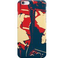 Upside down alice iPhone Case/Skin