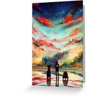 To the Stars, Baby Greeting Card