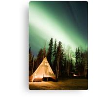 Northern Lights 2 Canvas Print