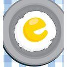 E is for Egg by Jason Jeffery
