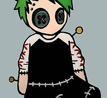 Michael Clifford Voodoo Doll by tori5sos