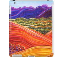Dreaming of the Flinders Ranges iPad Case/Skin