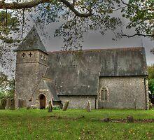 St James Bicknor by Dave Godden