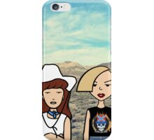Thelma and Louise iPhone Case/Skin