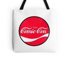 Enjoy Comic Con Tote Bag