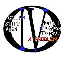 Call me Stiff again by JordiLynn