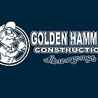 Golden Hammer by HartmanArts