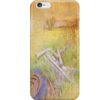 My First Textured Image iPhone Case/Skin