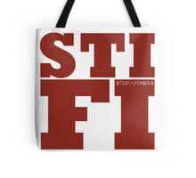 Sticky Fingers STIFI Tote Bag