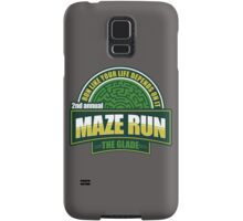 Maze Run 5K Samsung Galaxy Case/Skin