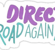 One Direction OTRAT Sticker