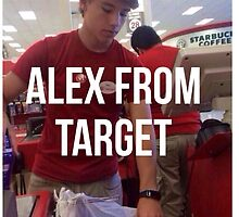 #alexfromtarget by lotusindah