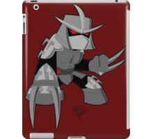 Chibi Shredder (4Kids) iPad Case/Skin